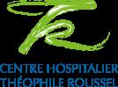 Logo CH théophile Roussel à Montesson