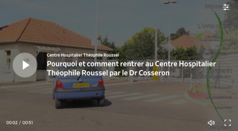 comment entre t'on à l'hopital