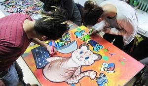 illustration Soutenez le 1er Festival de Street-Art au CH Théophile Roussel !