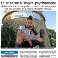 Du Street Art à l'hôpital psychiatrique