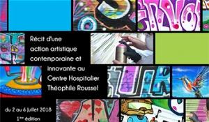Découvrez le Festival de Street Art réalisé au CHTR !