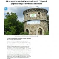 Montesson : de la Chine au Brésil, l'hôpital psychiatrique s'ouvre au monde