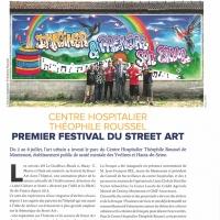 Premier festival du Street Art