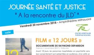 Journée Santé et Justice