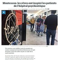 Montesson : les rêves ont inspiré les patients de l'hôpital psychiatrique