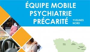 Equipe mobile psychiatrie précarité et Numéro Unique