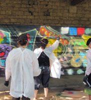 Médiation street art