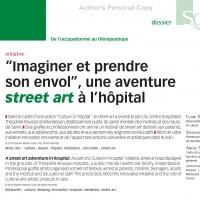 Dossier «De l'occupationnel au thérapeutique» de la revue spécialisée Soins Psychiatrie n°323
