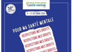 Semaines d'Information sur la Santé Mentale 2021